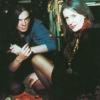 1995 фото для буклета альбома 'Нонконформист': Михаил Чекалин и Наташа Власова